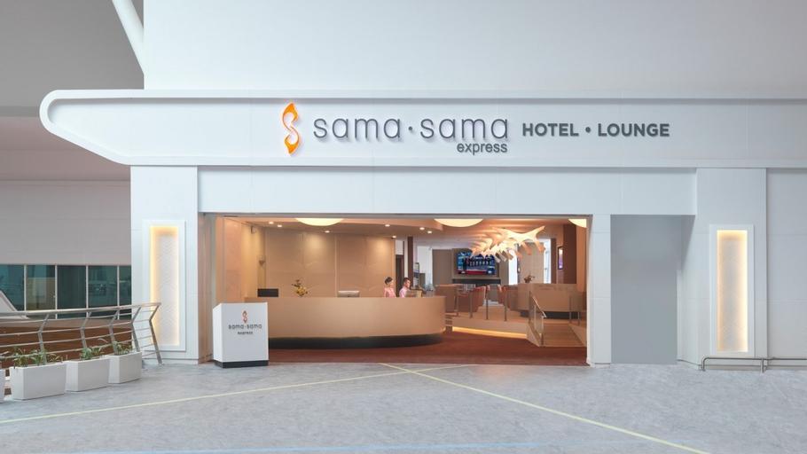 Sama-Sama Express Klia 2, Kuala Lumpur