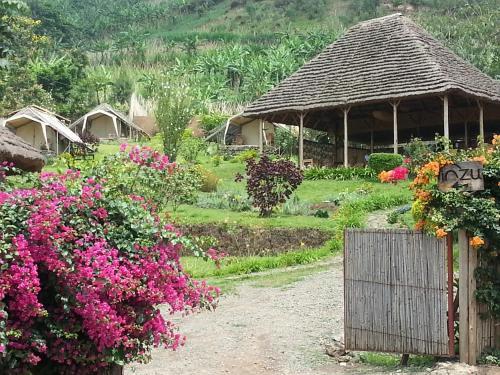INZU Lodge, Rubavu