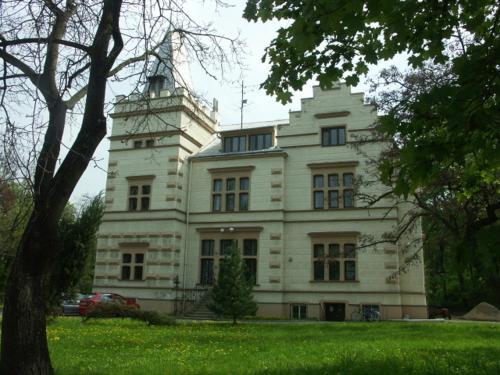 Vila Austerlitz, Vyškov