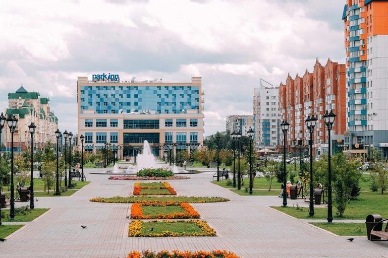 Park Inn Novokuznetsk, Novokuznetskiy