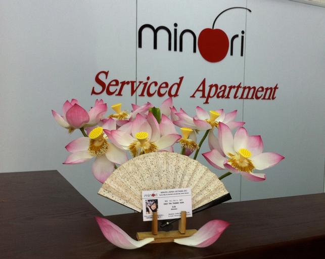 Minori Serviced Apartment, Cầu Giấy