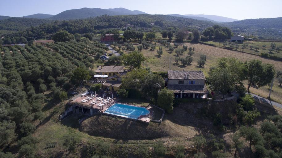 appartementen Vista sull'oliveto, Terni