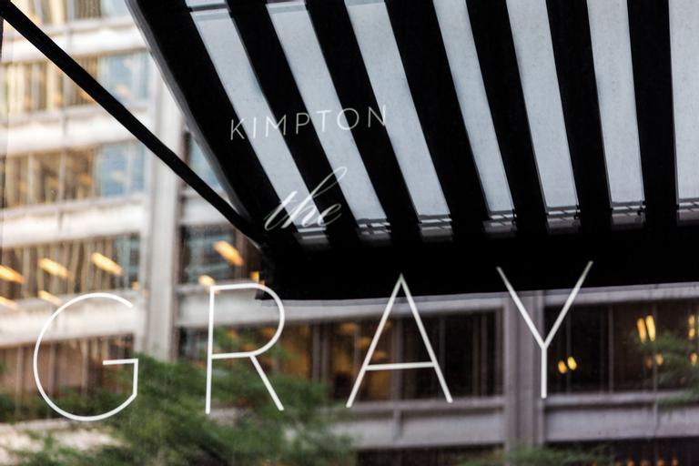 Kimpton Gray Hotel (Pet-friendly), Cook