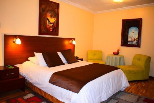 Hotel Endamo, Latacunga