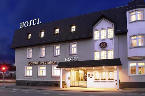 Hotel Schweizerstuben, Saarpfalz-Kreis
