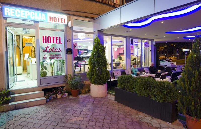Garni Hotel Lotos, Niš