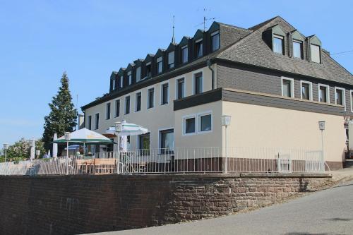 Hotel Schone Aussicht, Trier