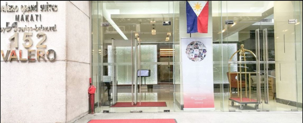 Valero Grand Suites by Swiss-Belhotel, Makati City