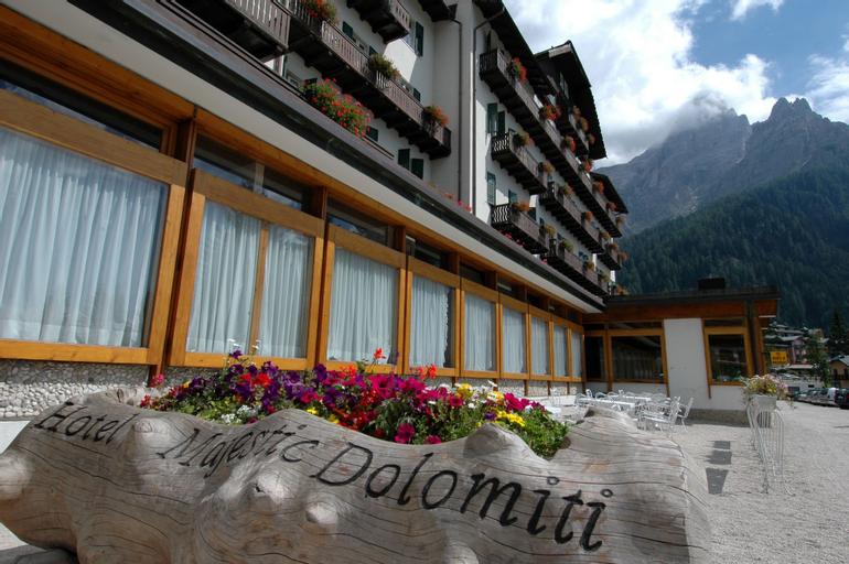 BV Majestic Dolomiti Hotel, Trento