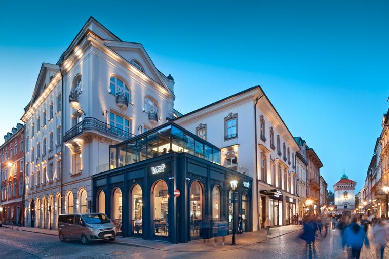 Hotel Unicus Palace, Kraków City