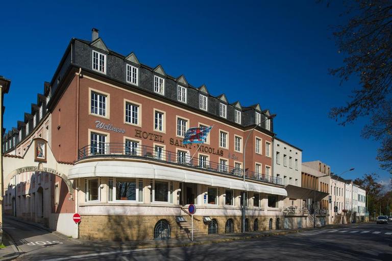 Hotel Saint-Nicolas & SPA, Remich