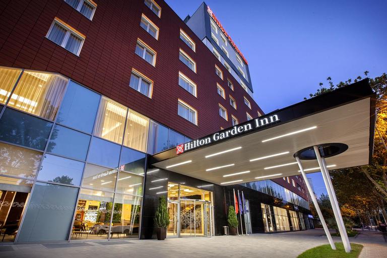 Hilton Garden Inn Tirana, Tiranës