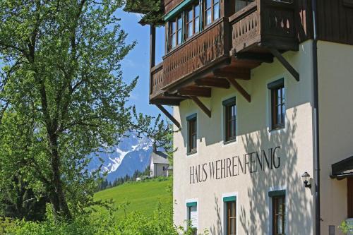 Appartementhaus Wehrenfennig, Gmunden