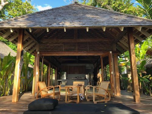 Kooyu Villas, Pango