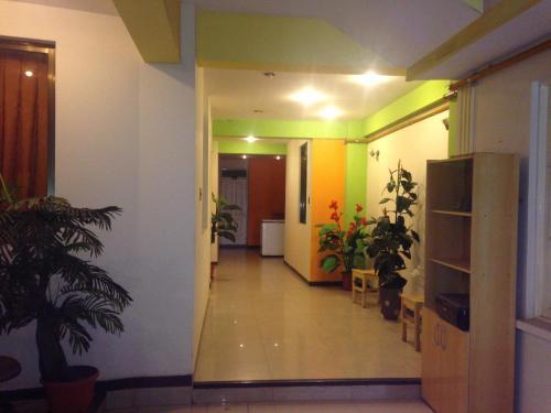 Hotel Houston Oruro, Cercado
