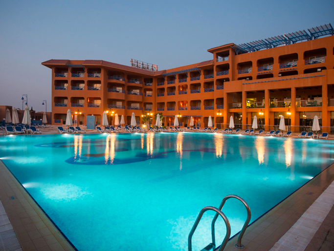 Porto Jabal Hotel, 'Ataqah