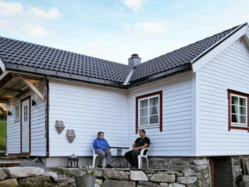 Holiday home in Fresvik, Vik