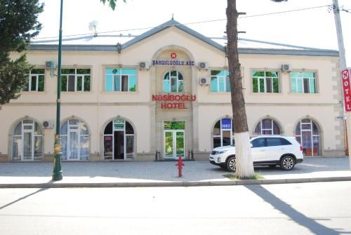 Nesiboglu Hotel, Ağstafa
