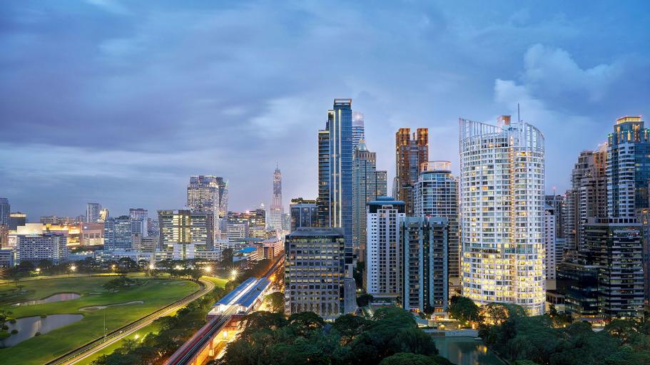 Dusit Suites Hotel Ratchadamri, Bangkok, Pathum Wan