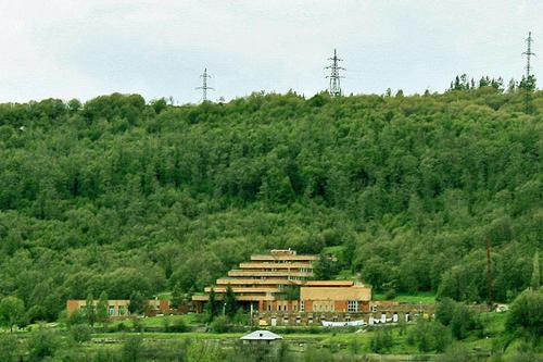 Nairi Rest House,