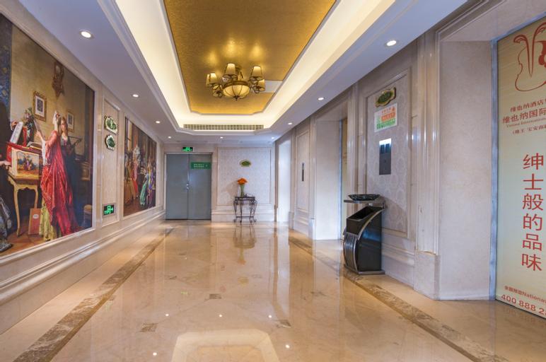 Vienna 3 Best Hotel Shanghai Expo Sanlin, Shanghai