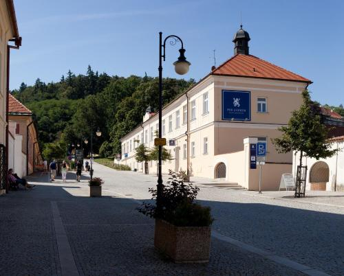 Hotel Pod Zamkem, Blansko