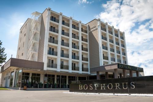 Hotel Bosphorus, Aleksinac