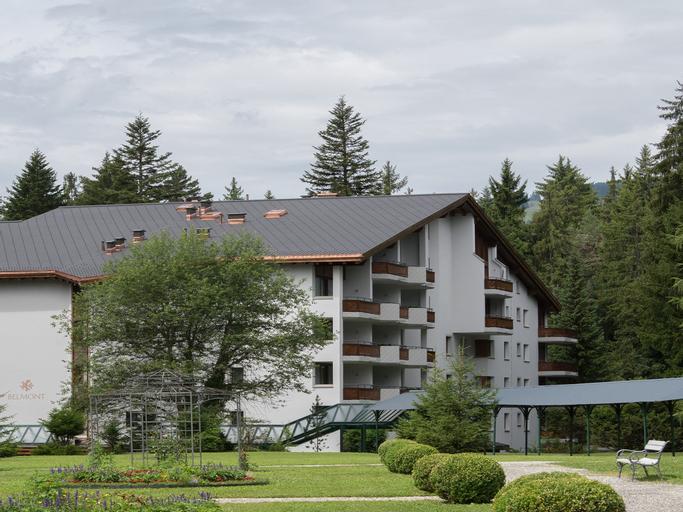 Waldhaus Flims - Chalet Belmont, Imboden