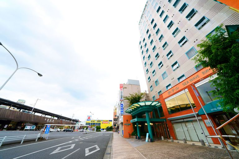 Hotel Seawave Beppu, Beppu