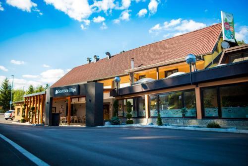 Guesthouse Ulipi, Zrece