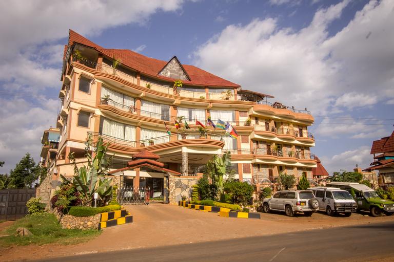 Aturukan Hotel (Pet-friendly), Kiminini