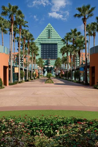 Walt Disney World Dolphin, Orange