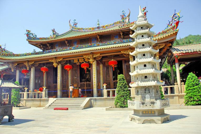 Mo-yizhan, Xiamen