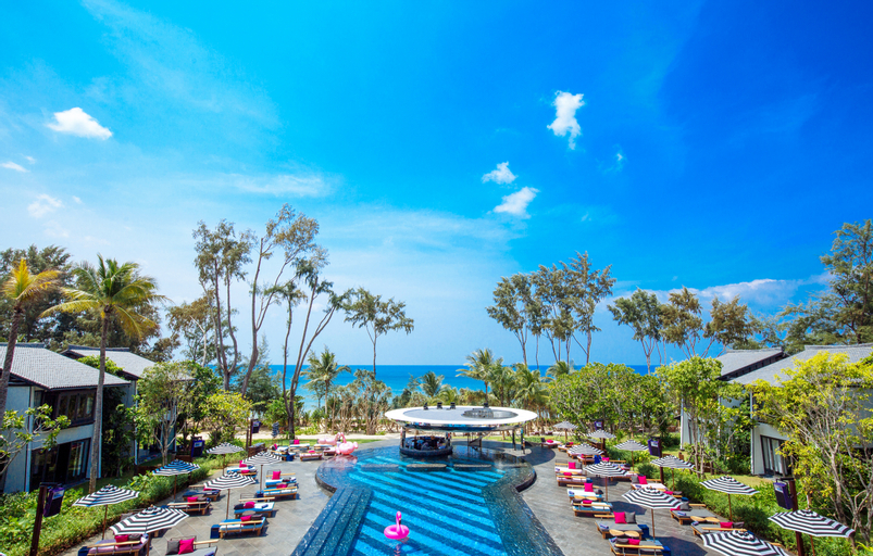 Baba Beach Club Natai Luxury Pool Villa Hotel, Takua Thung