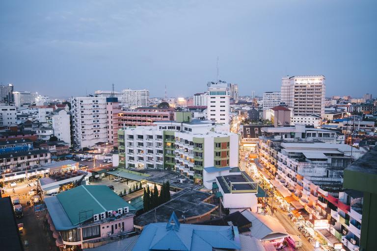 Marine Plaza Hotel Pattaya, Pattaya