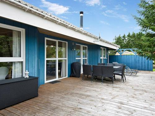 Three-Bedroom Holiday home in Hejls 6, Kolding