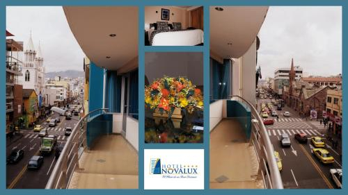 Hotel Novalux, Ambato
