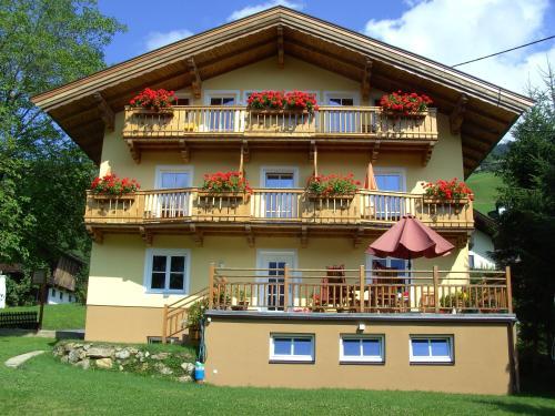 Appartements Haus Sieberer, Kitzbühel