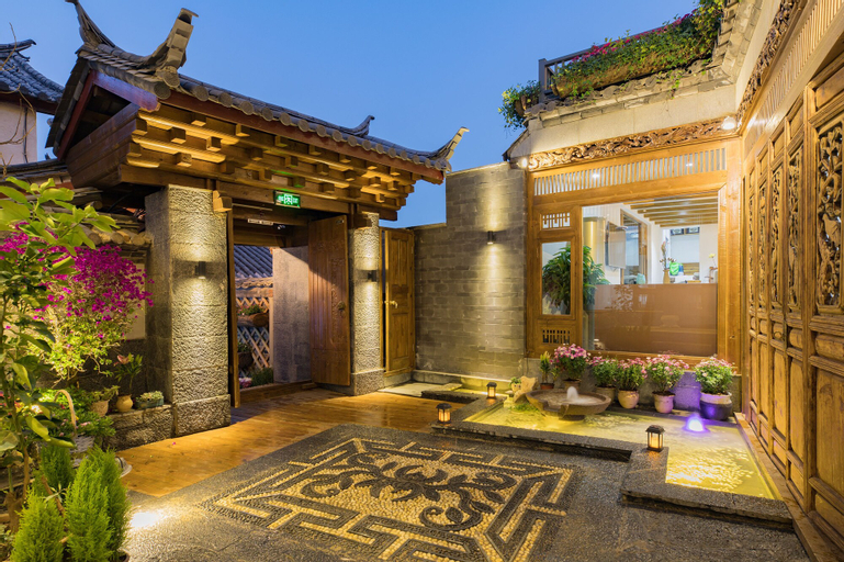 Manty House, Lijiang