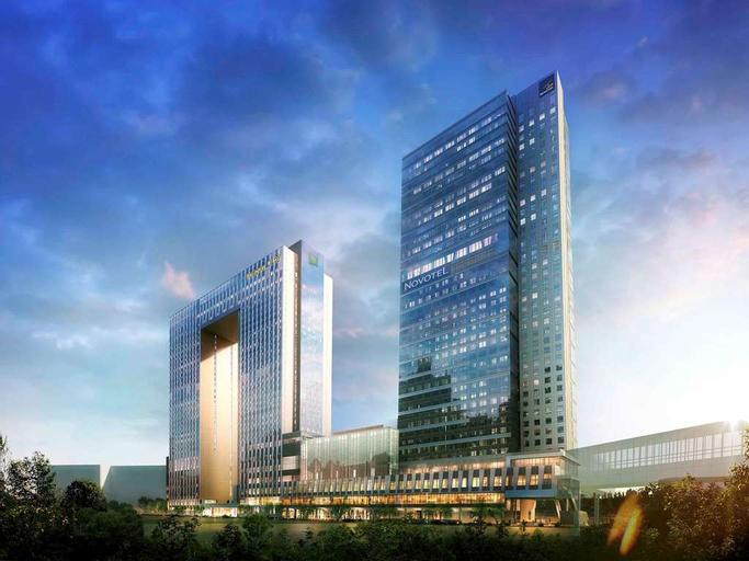 Novotel Ambassador Seoul Yongsan-Seoul Dragon City, Yongsan