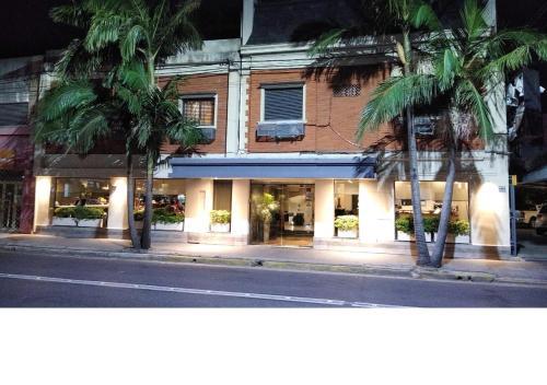 Hotel Hernandarias, La Capital