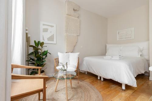 Appartement Vertus, Paris