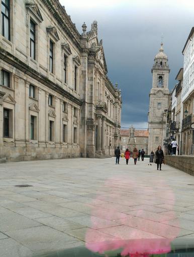 Hostal Pico Sacro I, A Coruña