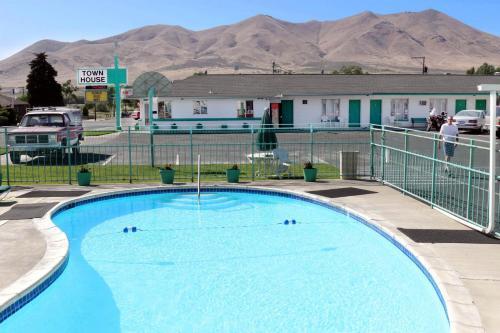 Town House Motel, Humboldt