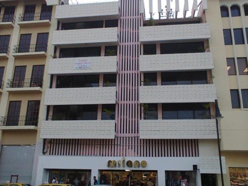 Suites Malintzin, Centro