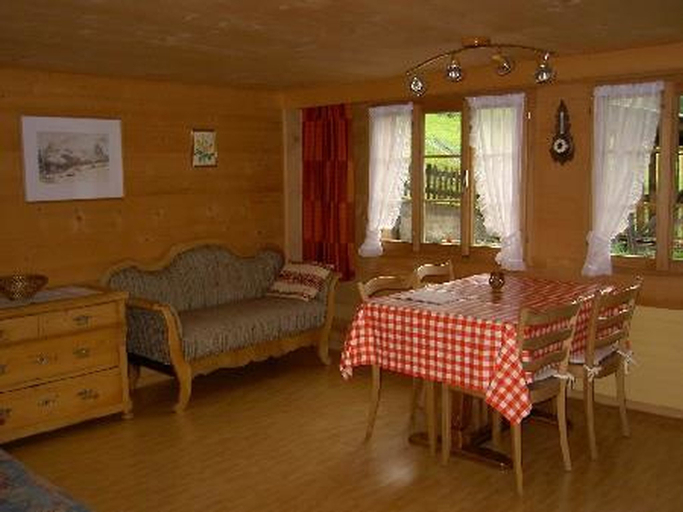 Landschaftsmatte - Two Bedroom, Saanen