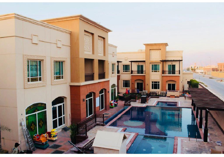 Mughal Suites,