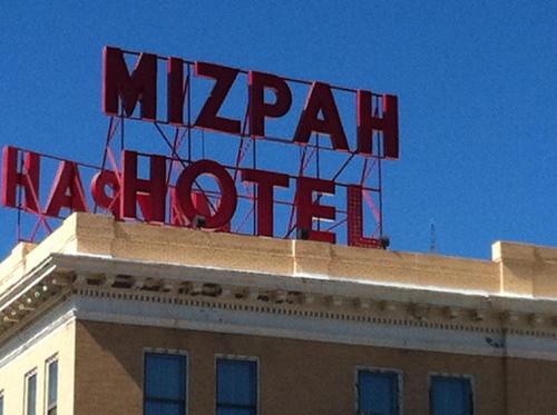 Mizpah Hotel, Nye