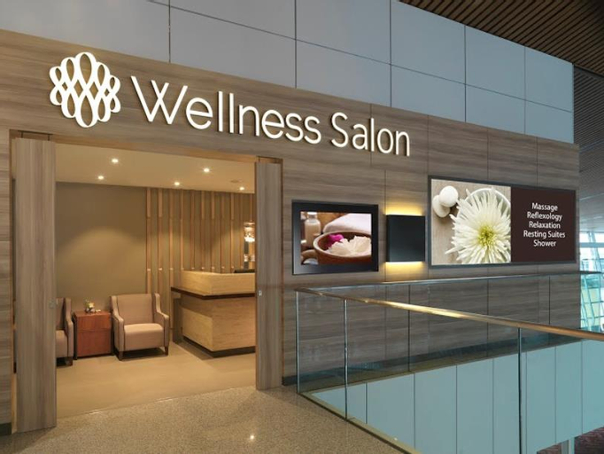 Plaza Premium Lounge Wellness Salon (KLIA International Departure) - Private Suite, Kuala Lumpur