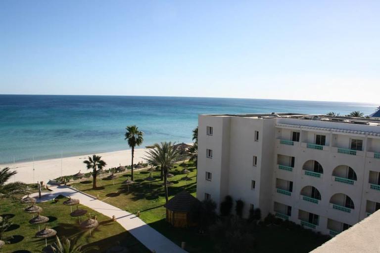 Palmyra Beach, Akouda